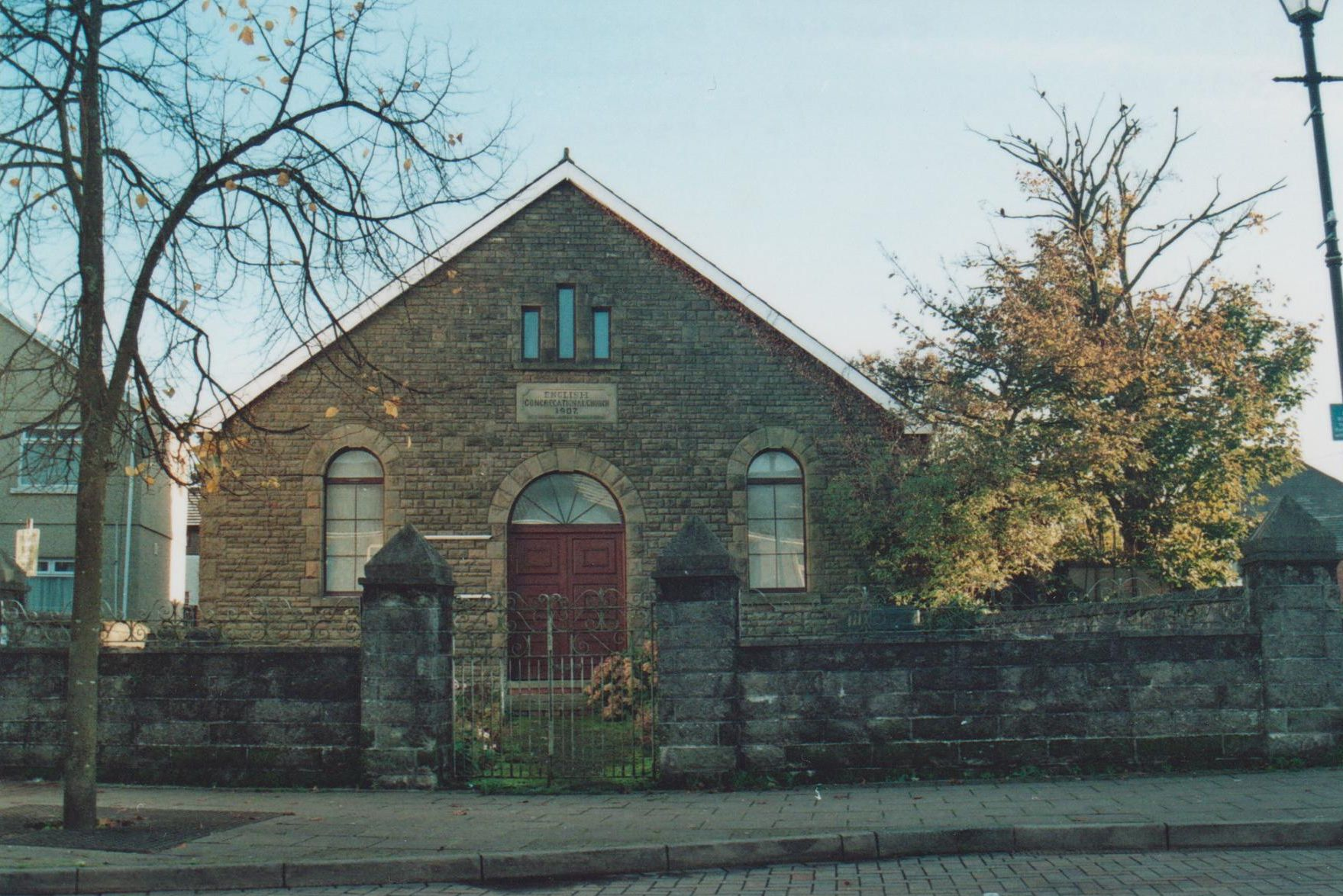 English Congregational Church, Ystradgynlais