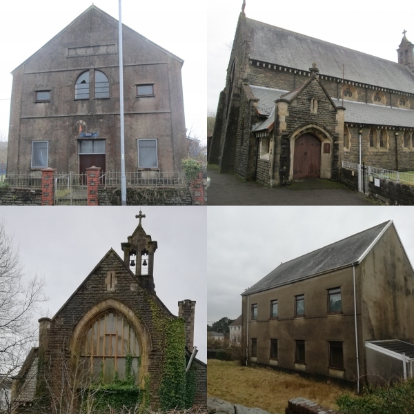 Seven Sisters Chapels and Churches