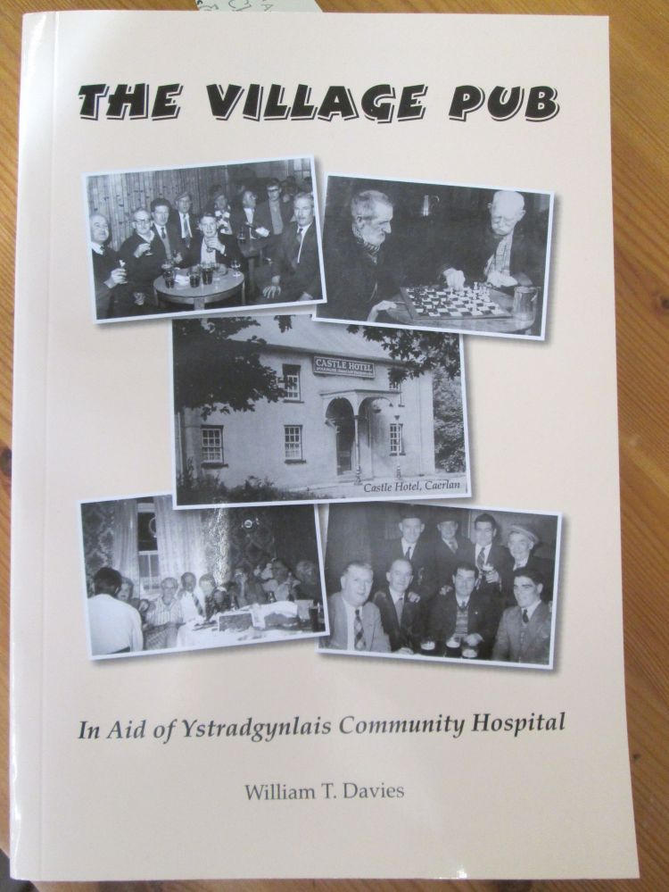 The Village Pub by William T Davies